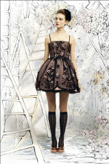 RED Valentino Look 1