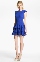 Rachel Zoe Cutout Back Dress